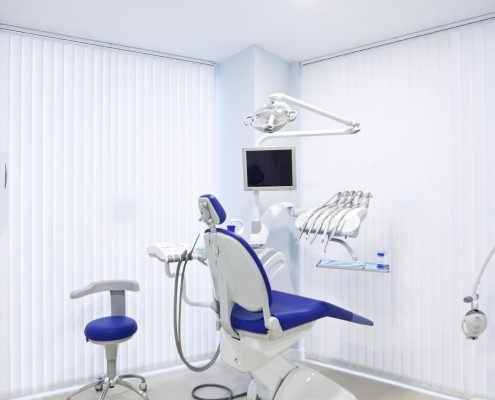 Clinica Dental MG en Madrid