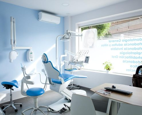 obras y reformas clinica dental