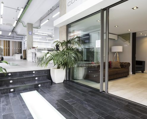 Showroom de salón