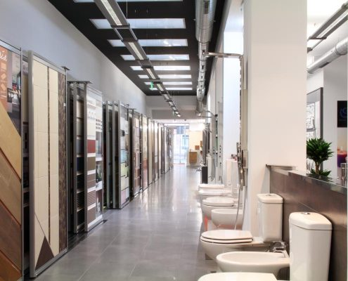 showroom baños en madrid