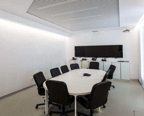 Reforma de oficinas: Tecnimart
