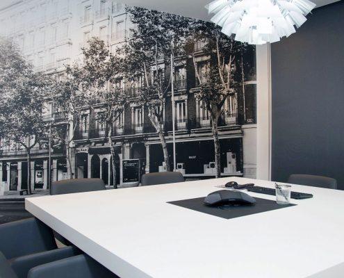 reforma de oficina en madrid centro
