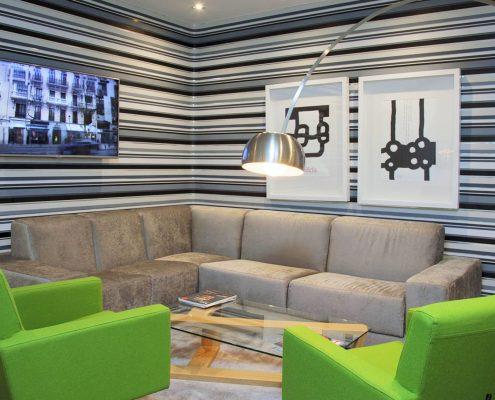 reforma integral de oficina en madrid