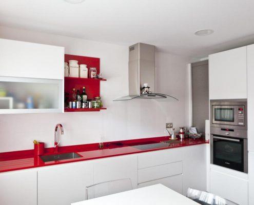 reforma cocina piso en madrid