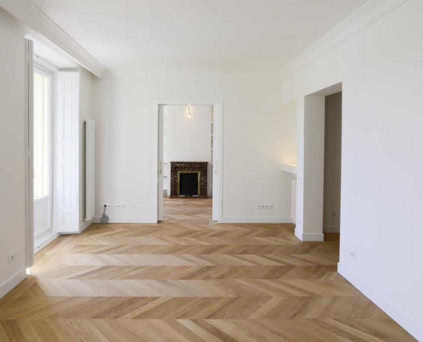 reforma integral de casa en madrid centro