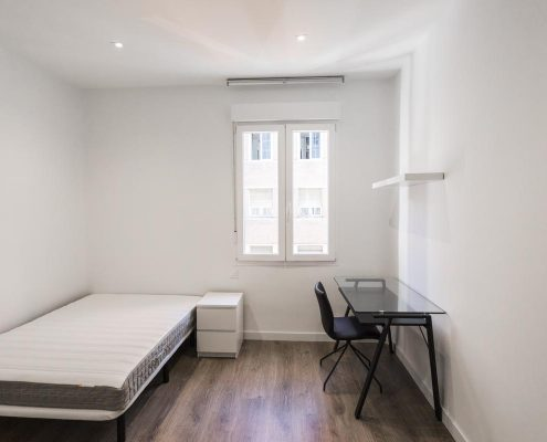 reforma integral de habitacion en madrid