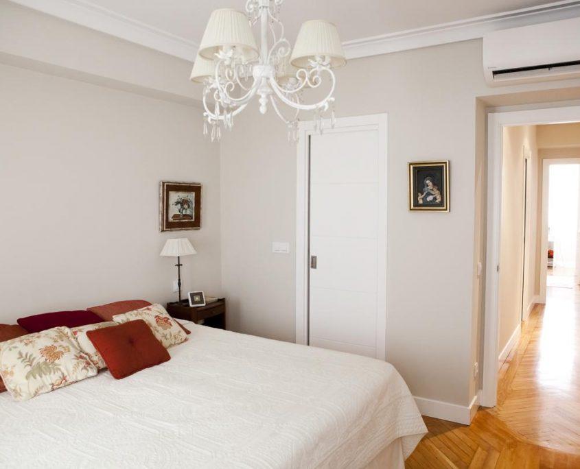 reforma integral de dormitorio