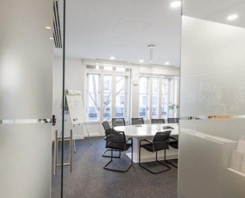 obras y reformas de oficinas