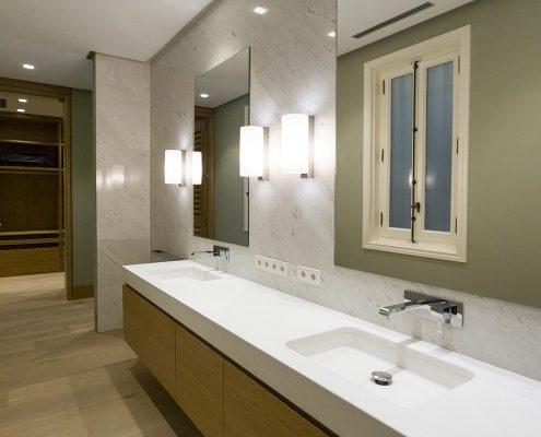 obras y reformas integrales de baños en madrid