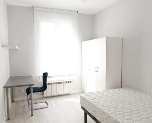 reforma integral de habitación en madrid