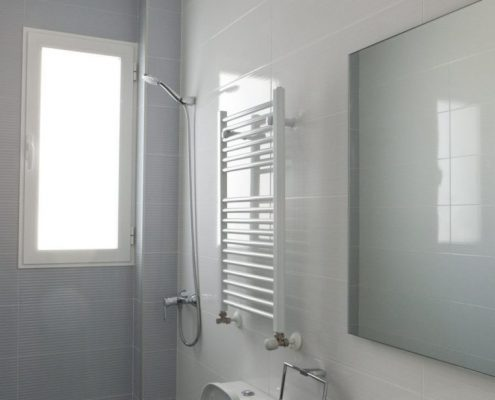 obras y reformas baño madrid centro