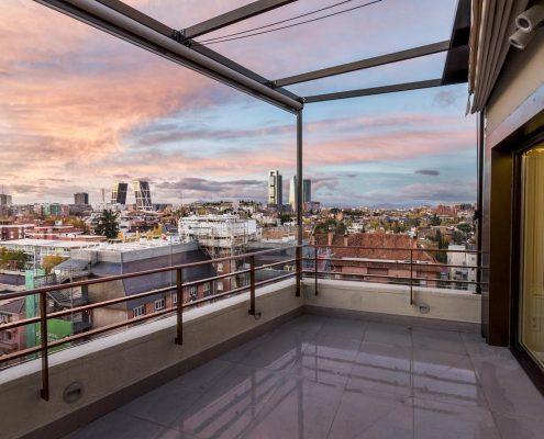 vistas panoramicas de madrid