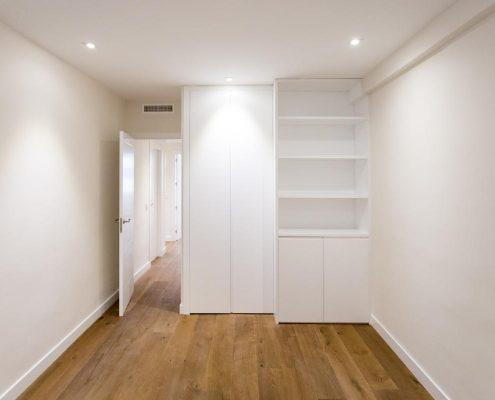 reforma integral de habitaciones en madrid