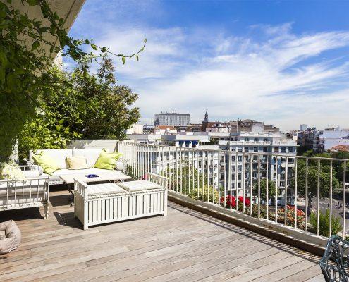reforma de terrazas en madrid
