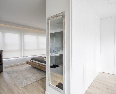 Reforma dormitorio grande