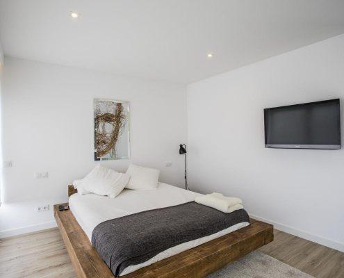 Reforma de dormitorio en Madrid