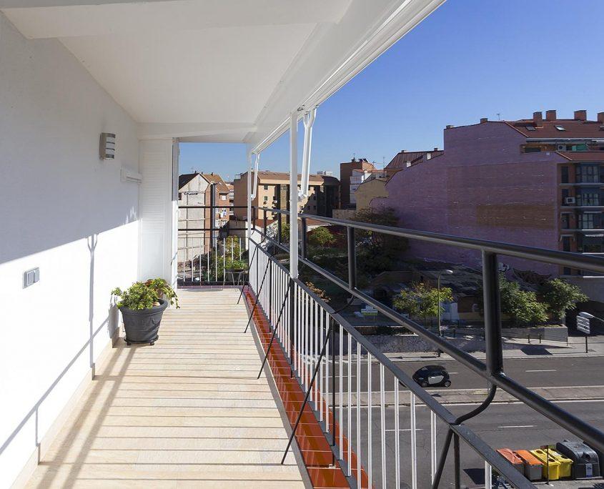 reforma terrazas en madrid