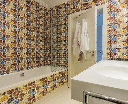 reforma baño en madrid
